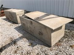 Woods Under Bed Semi Trailer Toolboxes