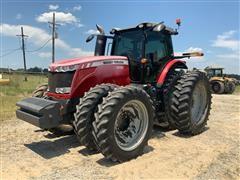 2013 Massey Ferguson 8690 Dyna-VT MFWD Tractor