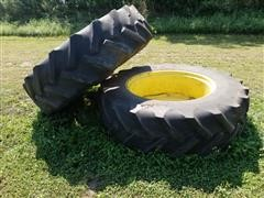 Goodyear Super Traction Radial 18.4-38 Tractor Duals