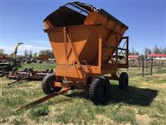 Richardton Forage Wagon