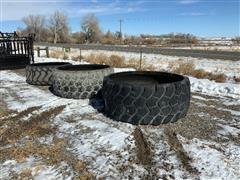 Rubber Tire Water Tank