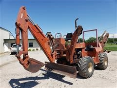 DitchWitch 7510 Trencher/Backhoe/Blade