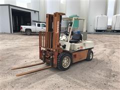 Nissan 55 Forklift
