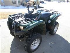 2011 Yamaha 550 Grizzly 4x4 ATV