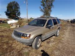 1999 Jeep Grand Cherokee 4x4 SUV