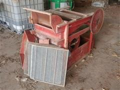 AT Ferrell & Co Clipper Antique Grain And Seed Cleaner