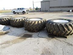 Firestone 24.5-32 Flotation Tires