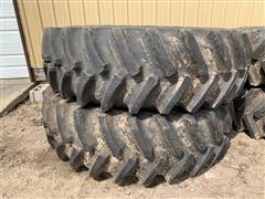 Firestone 520/85R42 Tires & Rims