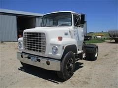 1983 Ford 8000 S/A Truck Tractor