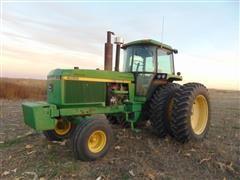 1990 John Deere 4555 2WD Tractor W/Guidance