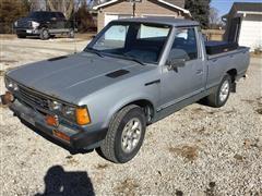 1982 Datsun 720 Diesel 2WD Pickup
