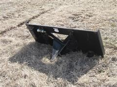 2017 Rief Design Skid Steer Hitch Plate