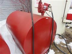 Fill-Rite Diesel Fuel Pump & Storage Tank