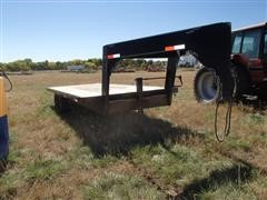 1981 Flying L Load Master Flatbed Trailer