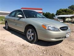 2003 Ford Taurus SES 4 Door Sedan