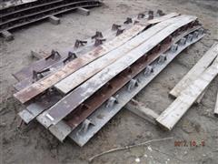 Radius Steel Concrete Forms