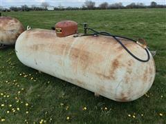 1972 Trinity 500 Gallon Propane Tank