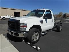 2008 Ford F-350 Cab & Chassis