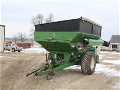 1993 Brent Grain Cart