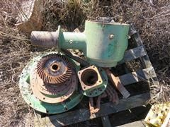 John Deere 5400 Right Angle Gear Box Parts