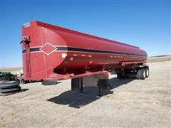 1974 Beall T/A Aluminum Fertilizer Trailer