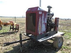 Case IH 6591TA Power Unit
