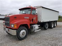 2002 Assembled Mack CH600 Tri/A Grain Truck