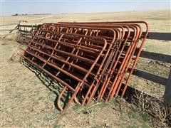 Steel Cattle Panels