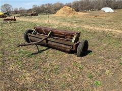 Brillion Alfalfa Seeder