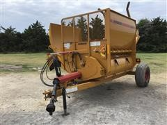 2013 Haybuster 2650 Bale Processor