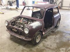 1967 Austin Mini Classic Car