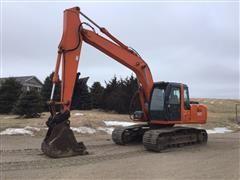 2006 Hitachi ZX160LC Excavator