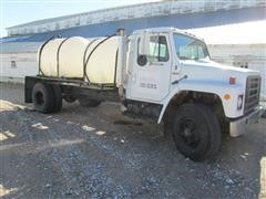 1981 International S1800 Liquid Tender Truck