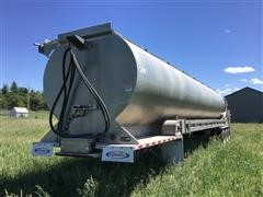 2017 Ledwell LW45AHVPW Tri/A Live Bottom Feed Trailer