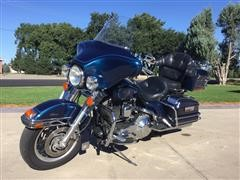 2000 Harley Davidson Electra Glide Classic Motorcycle