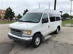 2003 Ford Econoline E350 Van W/Chair Lift
