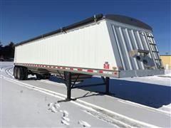 2013 Neville All Aluminum 40' T/A Grain Trailer