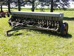 John Deere /Van Brunt Model 149 14' 24R6 Grain Drill