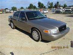 2011 Ford Crown Victoria Car