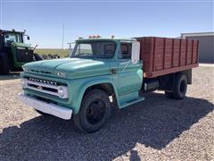 1966 Chevrolet C60 Grain Truck