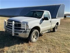 2006 Ford F250XL 4x4 Pickup