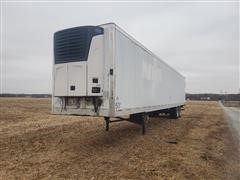 2004 Utility T/A Reefer Trailer