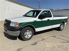 2008 Ford F150XL Triton 2WD Styleside Extra-Cab Pickup