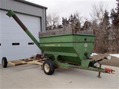 John Deere 68 Grain Auger/Feeder Wagon
