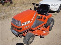 """Kubota HST T1600 40"""" Riding Lawn Mower"""