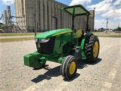 2016 John Deere 5075M 2WD Tractor