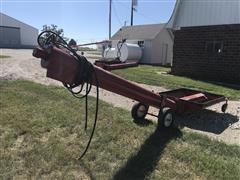 Buhler Farm King Y1010H Unload Auger