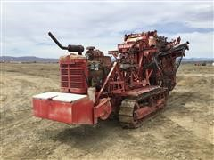 Cleveland JS30 Tracked Trencher
