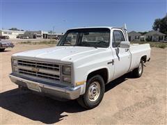 1985 Chevrolet C15 2WD Pickup