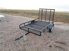 2013 Carry On Utility Trailer